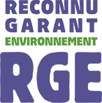 Reconnu Garant Environnement (RGE)